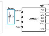 JHM2031在温湿度传感器中的应用